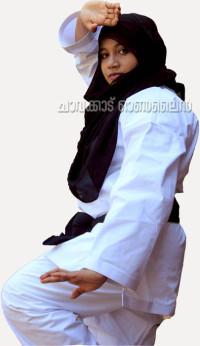 ഏഷ്യയിലെ ആദ്യ മുസ്ലിം വനിതാ സന്സായ് ചാവക്കാട്ടുകാരി