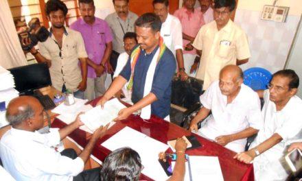 സാദിഖലിയുടെ ബാങ്ക് ബാലന്സ് 12,083 രൂപ