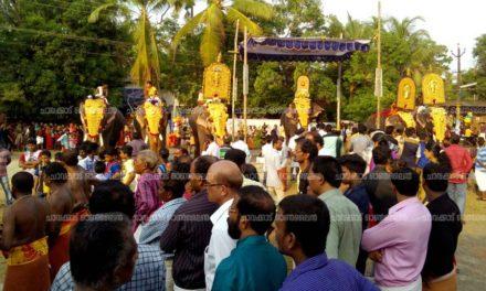 പുന്ന അയ്യപ്പ സുബ്രഹ്മണ്യക്ഷേത്രത്തില് പ്രതിഷ്ഠാദിന ഉത്സവം ആഘോഷിച്ചു