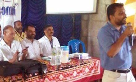 സംസ്ഥാന ഹജജ് കമ്മിറ്റിയുടെ ജില്ലാ പഠനക്ളാസ് ഐ ഡി സി യില് നടന്നു