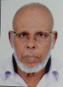 സയ്യിദ് ഹുസൈന് കോയ അസഖാഫ്(78)