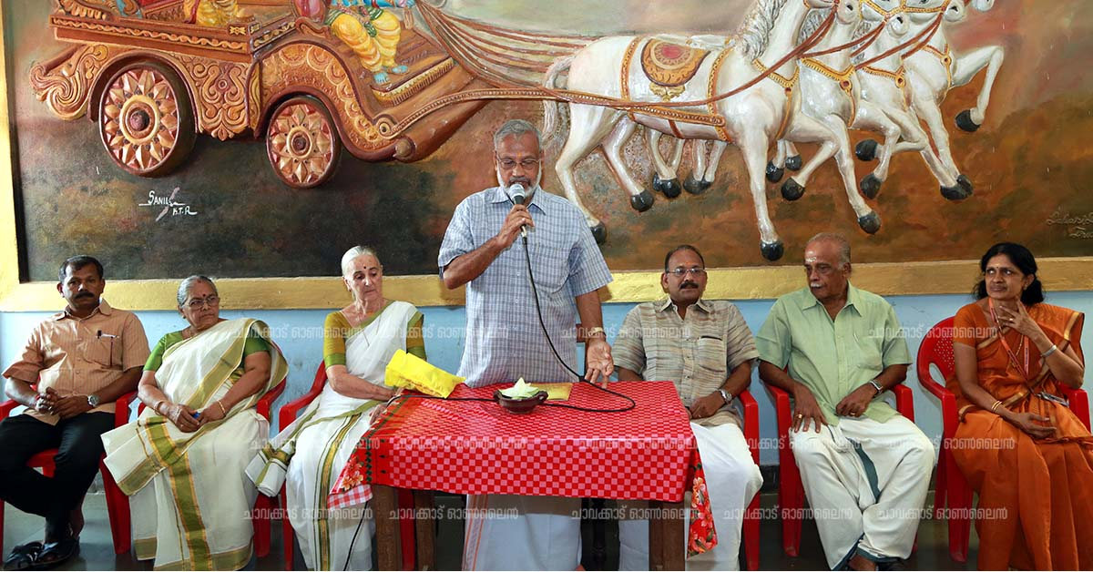 വായനാദിനം : പത്മശ്രീ പെപിതാ സേത്ത് വിദ്യാര്ത്ഥികളുമായി സംവദിച്ചു