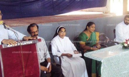 പാലയൂര് തീര്ഥകേന്ദ്രത്തില് മതബോധന വിദ്യാര്ഥികളുടെ രക്ഷിതാക്കള്ക്ക് സെമിനാര് നടത്തി
