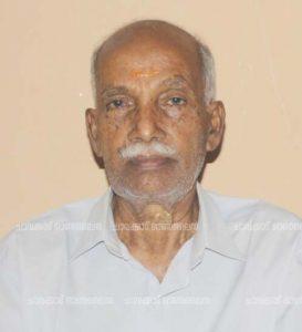 കെ.സദാശിവന് നായര് (80)