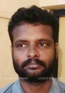 Chavakad police arest Navas 33