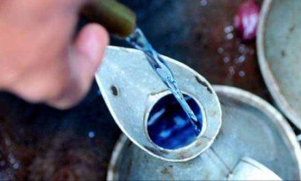 ഭക്ഷ്യസിവില് സപ്ലൈസ് വകുപ്പിന്റെ മിന്നല് പരിശോധന – അരിയങ്ങാടിയില് നിന്നും 70 ലിറ്റര് നീല മണ്ണെണ്ണ പിടിച്ചു