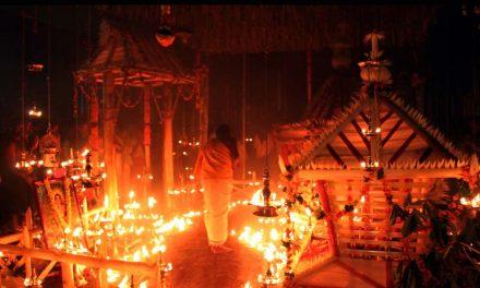 ചാവക്കാട് വിശ്വനാഥക്ഷേത്രത്തില് ദേശവിളക്ക് ഉത്സവം ഇന്ന്