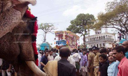 താബൂത്ത് ജാറത്തിലെത്തി – മണത്തല ജനസാഗരമായി