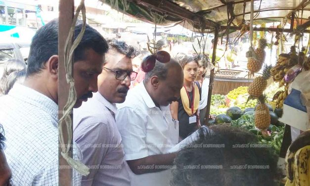 ചാവക്കാട് നഗരസഭയിലെ വഴിയോര കച്ചവട സര്വ്വെ തുടങ്ങി