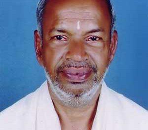 ഗുരുവായൂര് കീഴ്ശാന്തി മേച്ചേരി നാരായണന് നമ്പൂതിരി