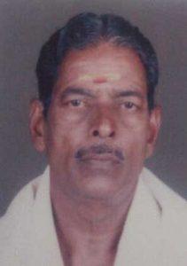 obit  Velayudhan Nair 70