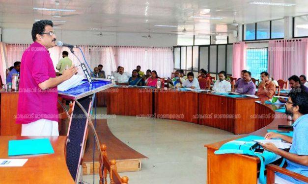 ഗുരുവായൂര് നഗരസഭക്ക്  'ജലബജറ്റ്' – കുടിവെള്ളക്ഷാമം പരിഹരിക്കുന്നതിന് ഊന്നല്