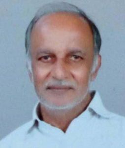 Gvr Accident death  kk sudhakaran 67