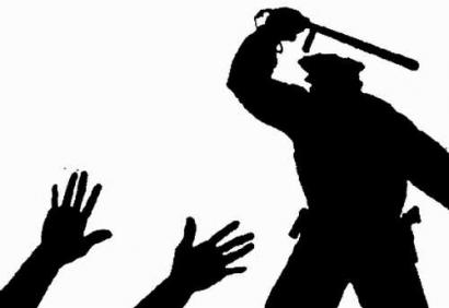 ചാവക്കാട് സംഘർഷം : പോലീസും കോൺഗ്രസ്സ് പ്രവർത്തകരും ഏറ്റുമുട്ടി
