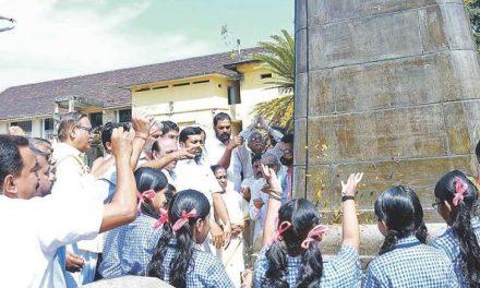 ഗുരുവായൂര് ക്ഷേത്രപ്രവേശന സത്യാഗ്രഹ സ്മരണ പുതുക്കി