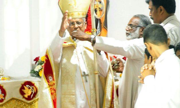സെന്റ് ജോസഫ് കപ്പേള ബിഷപ് മാര് ജോസഫ് പാസ്റ്ററല് നീലങ്കാവില് ആശീര്വദിച്ചു