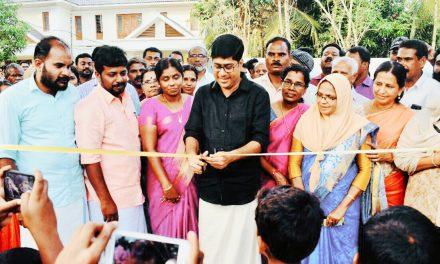 വെളിയങ്കോട് ജി.എഫ്.എൽ.പി. സ്കൂളിലെ 'നീർമാതളം' ഉദ്യാനം മാതൃകയാവുന്നു