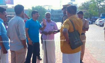 ത്രിപുര മുഖ്യമന്ത്രിയുടെ സന്ദർശനം-ചാവക്കാട് സുരക്ഷ ശക്തമാക്കി