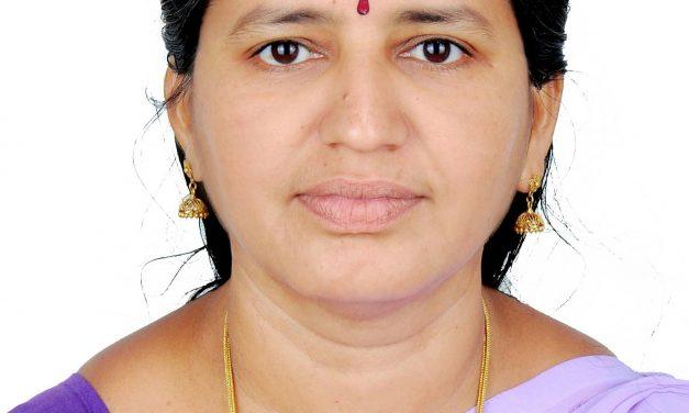 പാലയൂർ സ്വദേശി ജെസ്സി ടീച്ചർക്ക് ഗുരുശ്രേഷ്ഠ അവാർഡ്