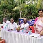 വേദവ്യാസ മാർഷ്യൽ ആർട്സ് ബ്ലാക്ക് ബെൽറ്റ് അവാർഡ് ദാനം