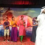 ഗായകൻ ഹാഷിം അബ്ബാസ് സഊദി ഗുരുവായൂരിലെ  ഇഫ്താർ വിരുന്നിൽ
