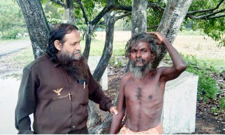 അനാഥന് ജീവകാരുണ്യ പ്രവർത്തകർ സംരക്ഷണമൊരുക്കി