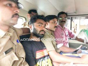 noushad murder case accused muneeb
