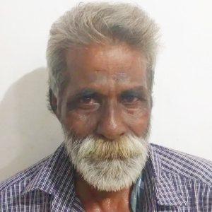 Ibrahim 60 arrested