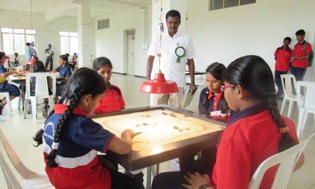 സഹോദയ ഇൻഡോർ ഗെയിംസ് ചാമ്പ്യൻഷിപ്പ് രാജാ സ്കൂളിൽ വെള്ളിയാഴ്ച  ആരംഭിക്കും