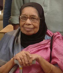 saleema KA 86 Brahmakulam obituary