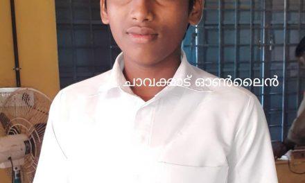 അക്ഷരപ്പെരുമഴ തീർത്ത് മൊയ്നുദ്ദീൻ