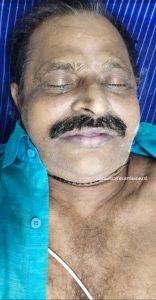 unknown body found in chettuva back water