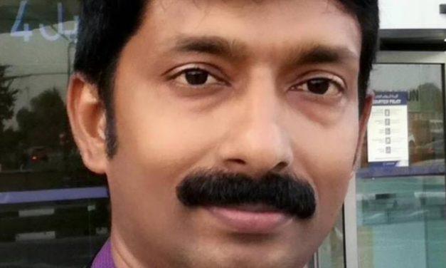 അജ്മാൻ സി എച്ച് സെന്റർ മാധ്യമ പുരസ്കാരം ചാവക്കാട് സ്വദേശിക്ക്
