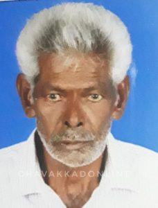 V R Krishnan 73