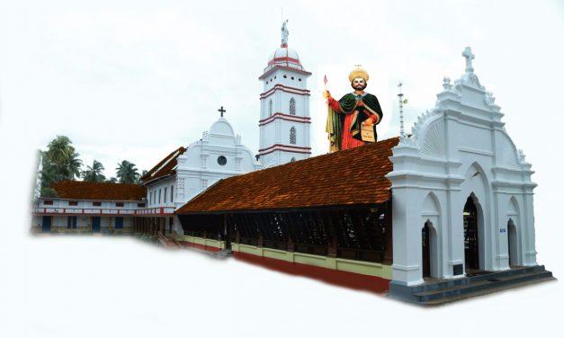 പാലയൂർ തീർത്ഥകേന്ദ്രത്തിൽ വ്രതാരംഭ കൂട്ടായ്മക്കും ഏകദിന പ്രാർത്ഥന കൂട്ടായ്മകൾക്കും 24 ന് തുടക്കമാകും