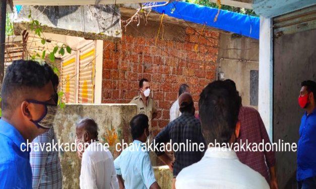 എടക്കരയിൽ തമിഴ്നാട് സ്വദേശി തൂങ്ങി മരിച്ച നിലയിൽ