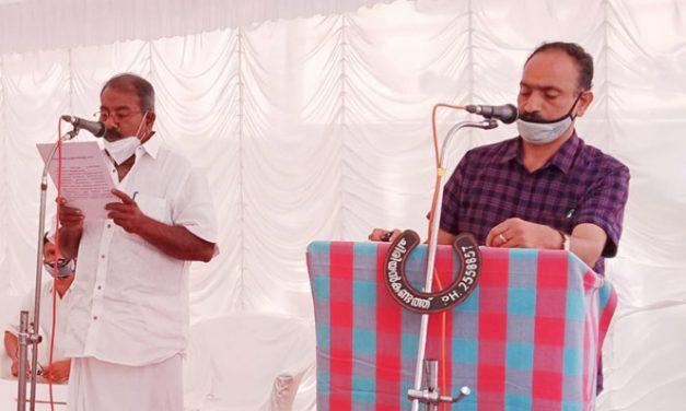 ചാവക്കാട് നഗരസഭ അംഗങ്ങൾ സത്യപ്രതിജ്ഞ ചെയ്തു അധികാരമേറ്റു
